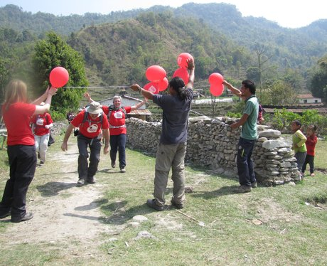 completing the himalayan challenge