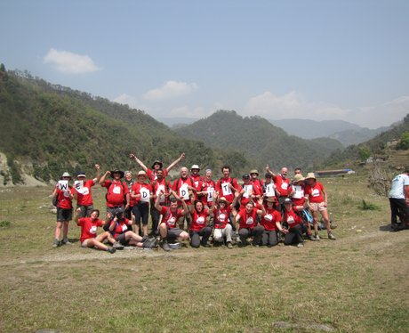 Team Heart's Himalayan Challenge 2012