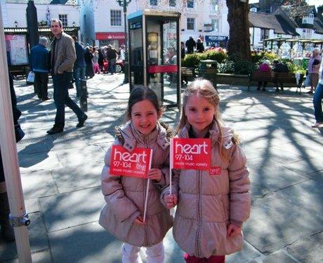 Horsham Piazza Italia 2012