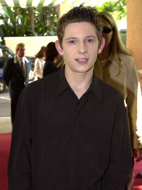 Jamie Bell as a young boy