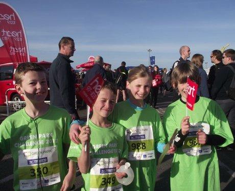 Reading Half Marathon Angel Snaps