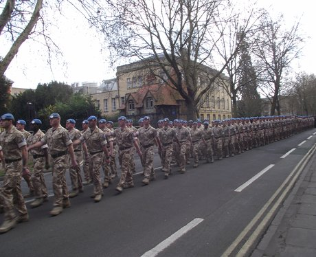 Soldiers March - Oxford