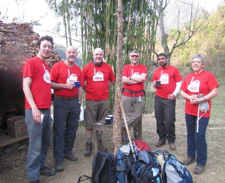 Team Have a Heart Himalaya 2012