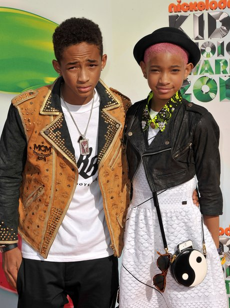 Willow and Jaden Smith  Nickelodeon's Kids' Choice