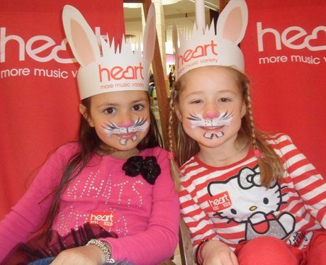 Easter creation station - Bluewater