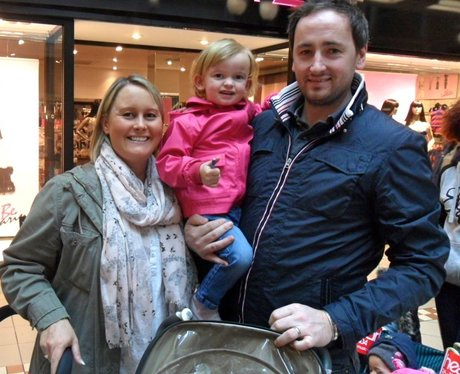 Easter Egg fun at the Grosvenor Centre