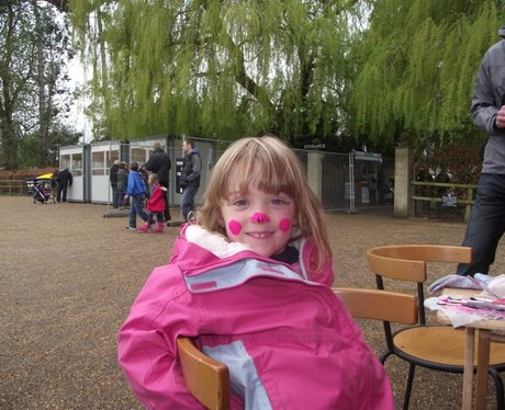 Peppa Pig at Blenheim Palace