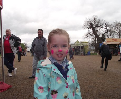 Peppa Pig at Blenheim Palace