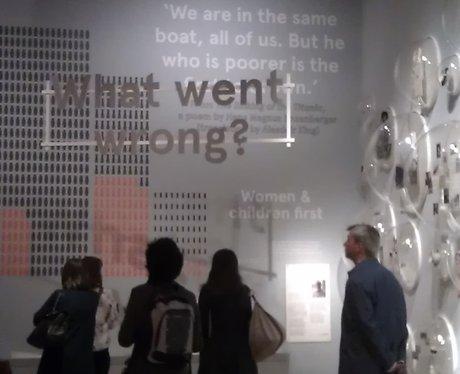The Seacity Museum, Titanic exhibition