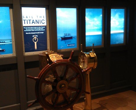 The Seacity Museum, Titanic exhibition