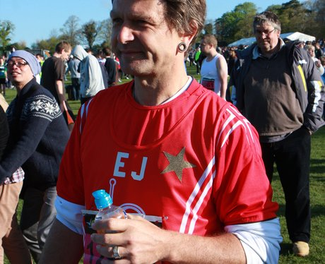 Brighton Marathon '12: Start