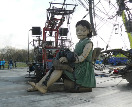 Sea Odyssey in Liverpool
