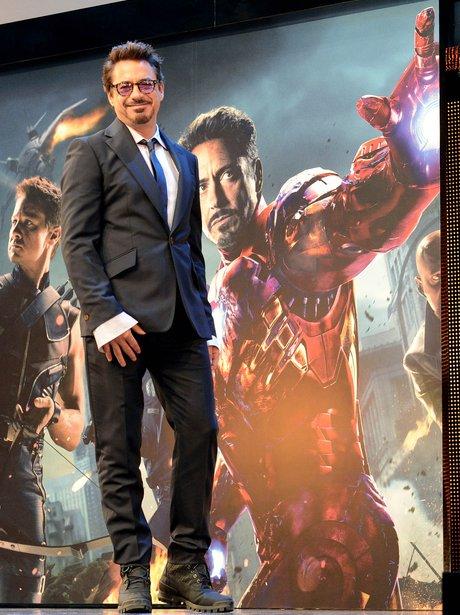 Marvel Avengers Assemble European Premiere
