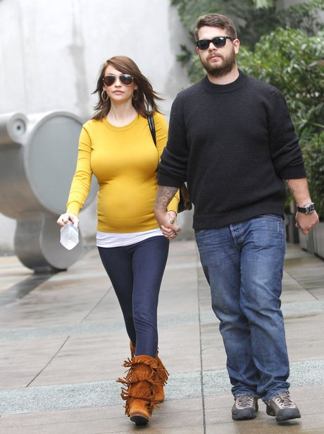 Jack Osbourne and Lisa Stelly