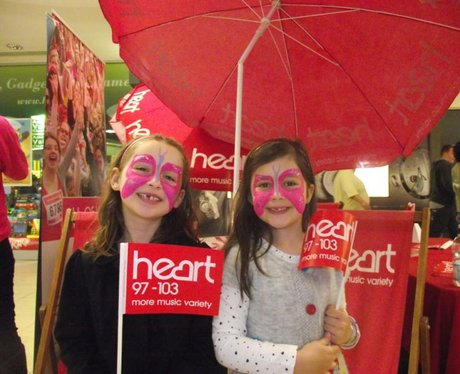Race for Life promo Basingstoke