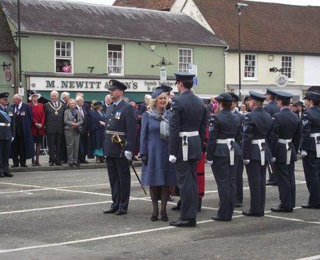 Duchess of Cornwall in Thame
