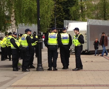 EDL Luton May 2012