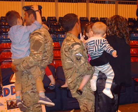 RAF Honington Homecoming