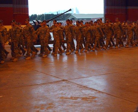 RAF Honington Homecoming