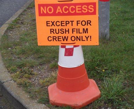 Snetterton Filming 10