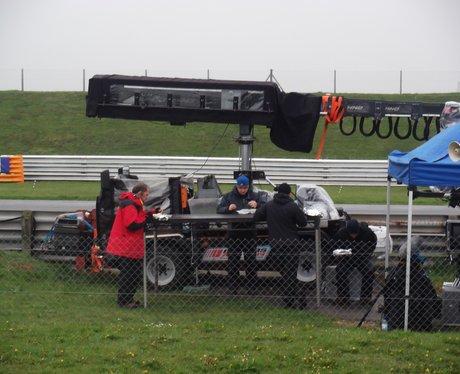 Snetterton Filming 2