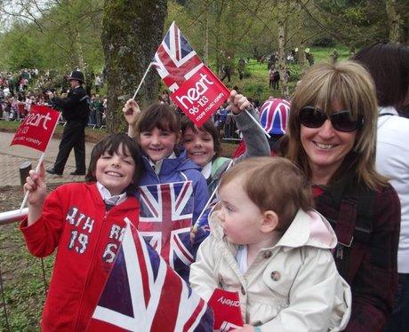 The Queen Visits Somerset