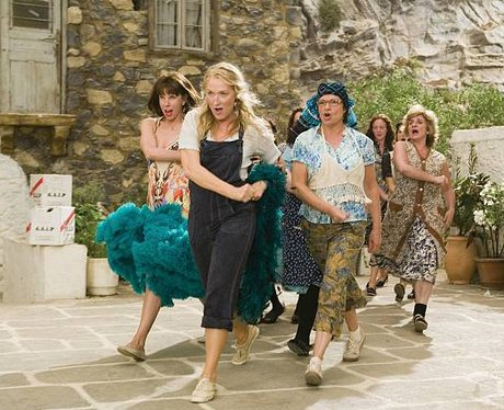 Mamma Mia Film Still