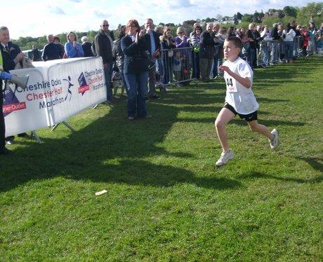 Cheshire Oaks Chester Half Marathon Album 1
