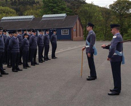 Diamond Jubilee Parade RAF Halton