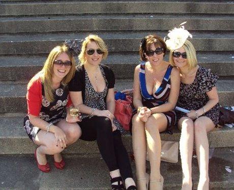 plumpton ladies day 2