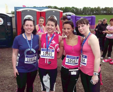 Race for Life Milton Keynes - 10K Runners