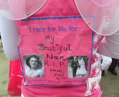 Race for Life Milton Keynes - 5K Runners