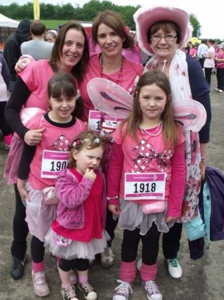 Race for Life Milton Keynes 5K Fancy Dress