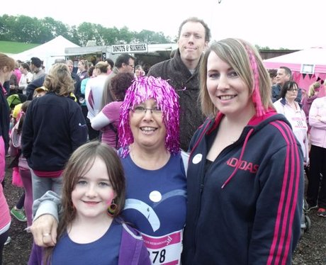 Race for Life Milton Keynes 5K Group Snaps