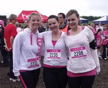 Race for Life Milton Keynes 5K Group Snaps