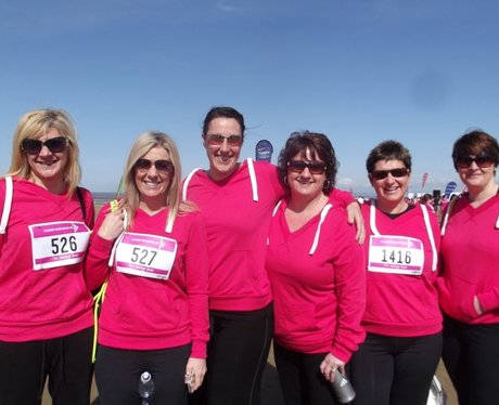 Race for Life WSM 2012