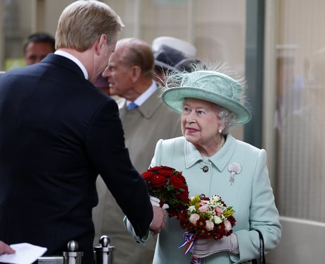 Royal visit to North West