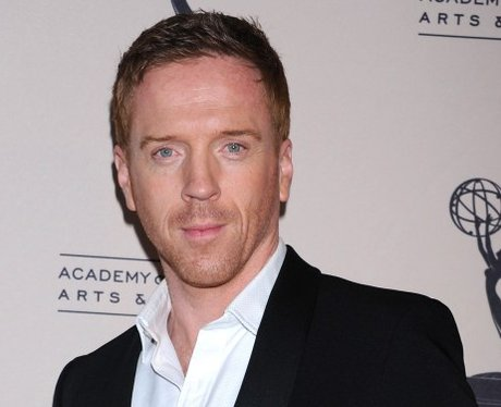 damian lewis with red hair
