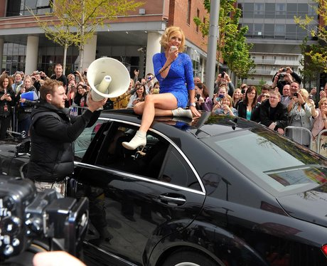 Geri Halliwell X Factor
