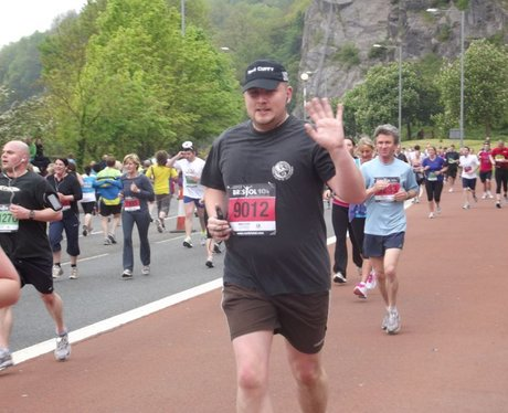 Heart at Bristol 10k 2012