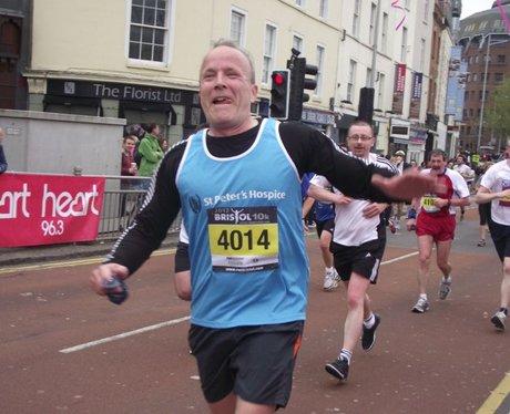 Heart at Bristol 10k 2012