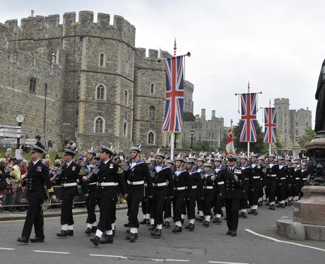 Jubilee Parade