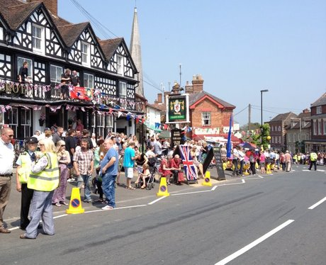Olympic Torch - West Midlands