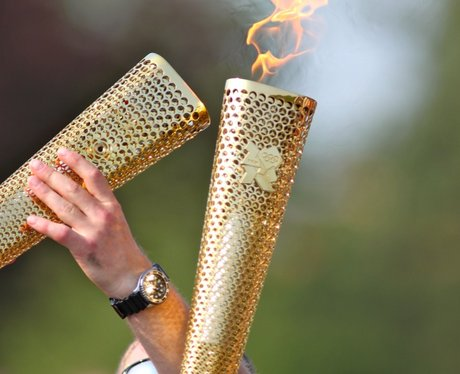 Olympic Torch West Midlands - Your Photos