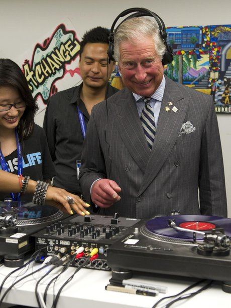 Prince Charles Royal Tour of Canada Day