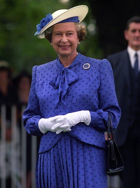 1990: The Queen in Polka Dots
