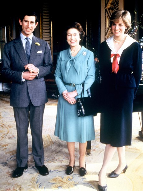 1981: The Prince of Wales and Lady Diana Spencer