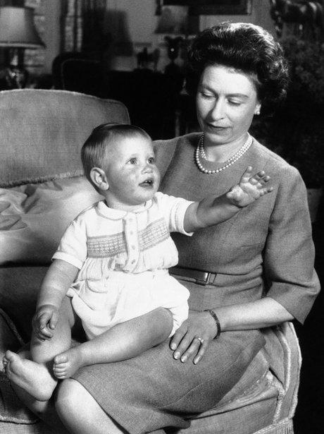 1965: Prince Edward