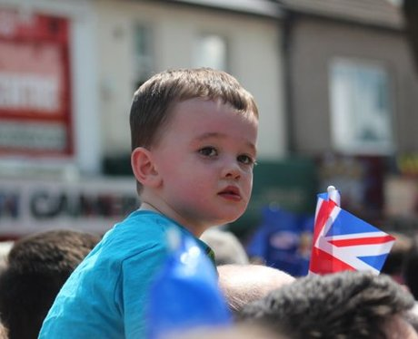 Swindon Torch Faces