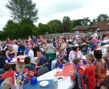 Angels at School Jubilee Parties
